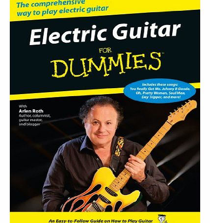 unbekannt electric guitar for dummies dvd review compare prices buy online. Black Bedroom Furniture Sets. Home Design Ideas